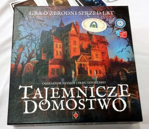 My favorite game of the convention. I bet on NOT winning the Play and Win and just ordered a copy from Poland that night.