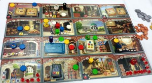 Istanbul was another enjoyable play with an interesting twist on worker placement (and retrieving those workers).