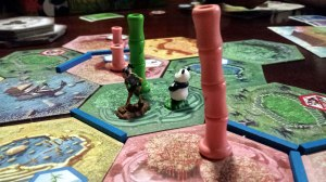 Takenoko is a peaceful, good time. Can you spot the rule error?