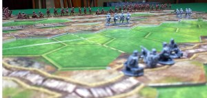 It seems overwhelming, but the machine gun unit, if played correctly, can hold the line